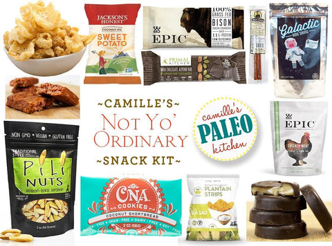 Camille's Not Yo' Ordinary Snack Kit