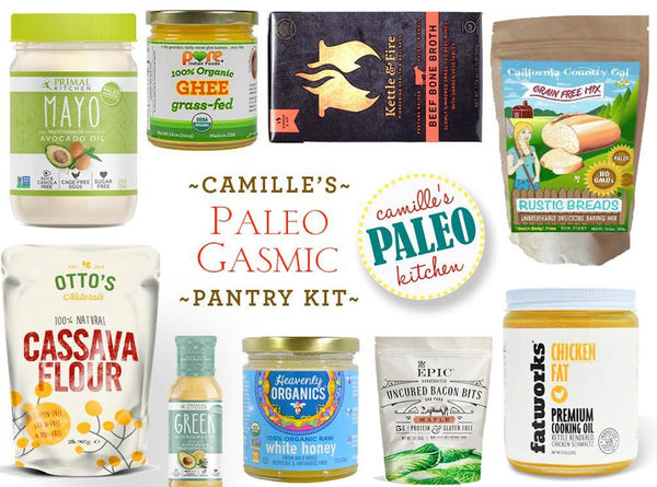 Camille's Paleogasmic Pantry Kit