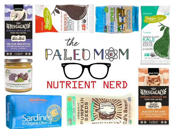The Paleo Mom Nutrient Nerd Kit