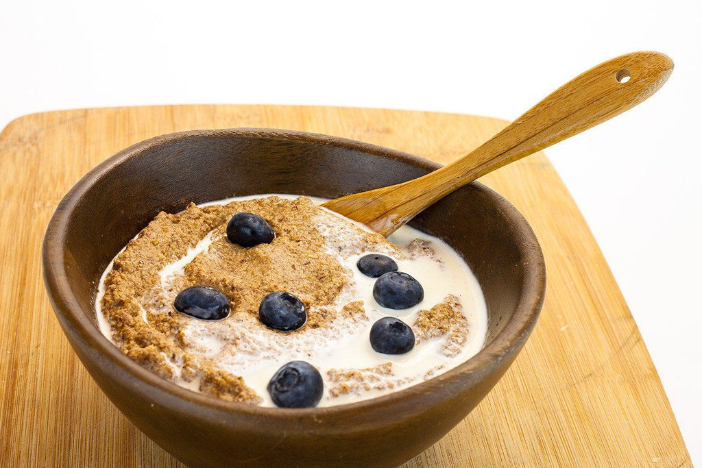 Grain-Free Instant Hot Cereal, Cinnamon Roll, by Wildway