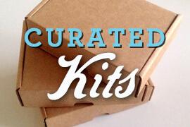 - Our Curated Kits and Special Collections -