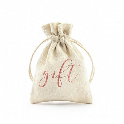 Rose Gold Small Gift Pouches (10 pack)