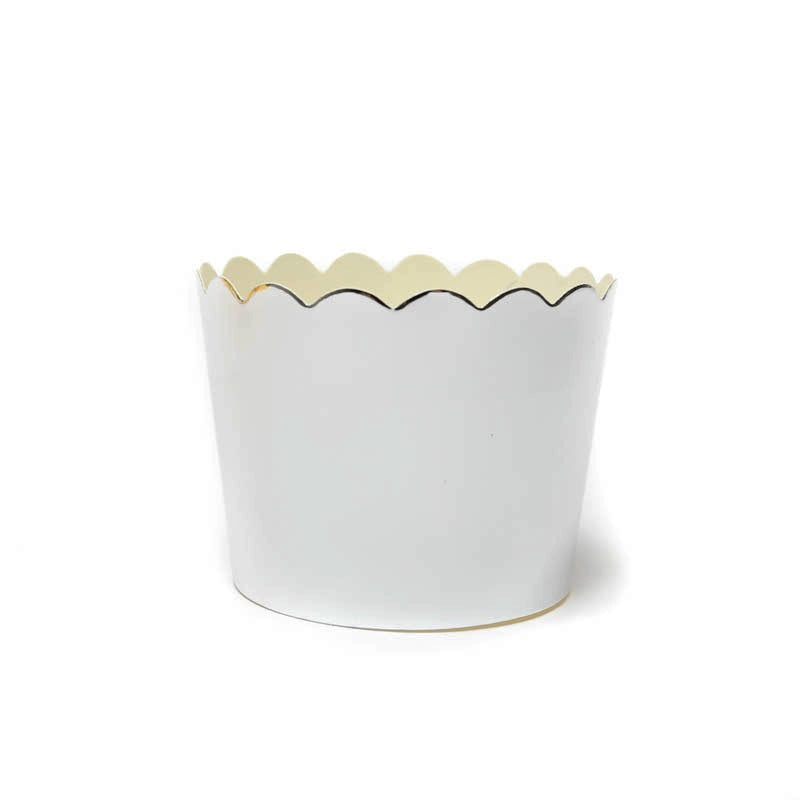 Silver Foil Baking Cups (25 pack)