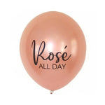 Rose All Day 30cm Balloons (3 pack)