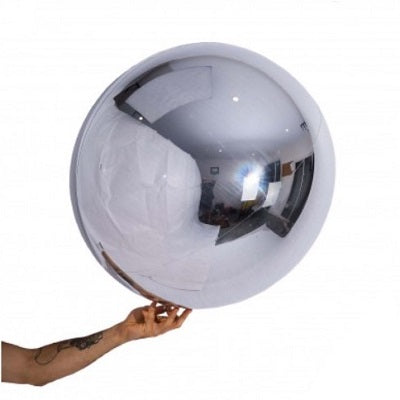 Silver Balloon Ball (2 sizes)