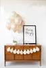 Effervescent Mini Balloon Garland