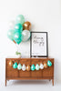 Tiffany Mini Balloon Garland