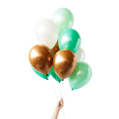 Tiffany Balloon Bouquet