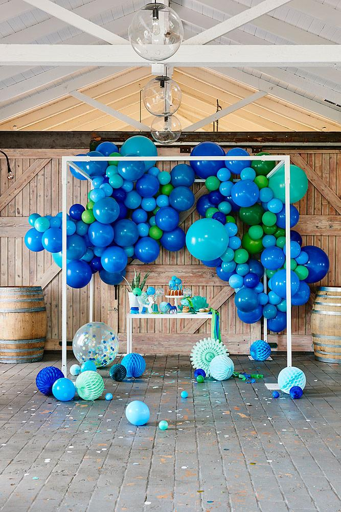 Handsome Large Balloon Garland