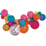 Wild Thing Large Balloon Garland