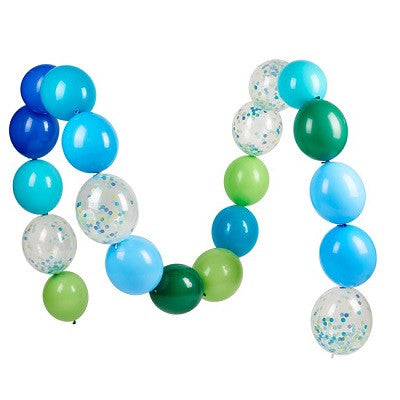 Handsome Linking Balloon Garland