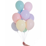 Sorbet Pastel Balloon Set