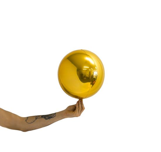 Gold Balloon Ball (2 sizes)