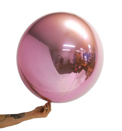 Pink Balloon Ball (2 sizes)