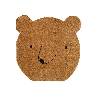 Bear Napkins (20 pack)