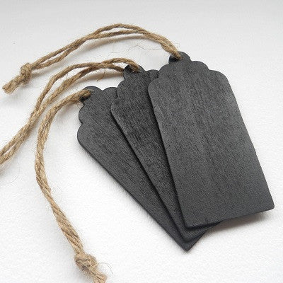 Mini Blackboard Tags (10 pack)