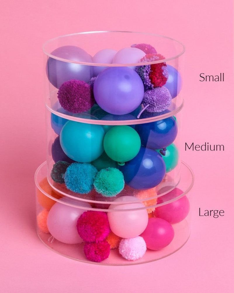Small Fillable Cake Stand