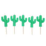 Cactus Candles (5 pack)