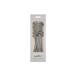 Silver Mirror Cheers Stirrers (8 pack)