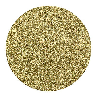 Gold Glitter Coasters (8 pack)