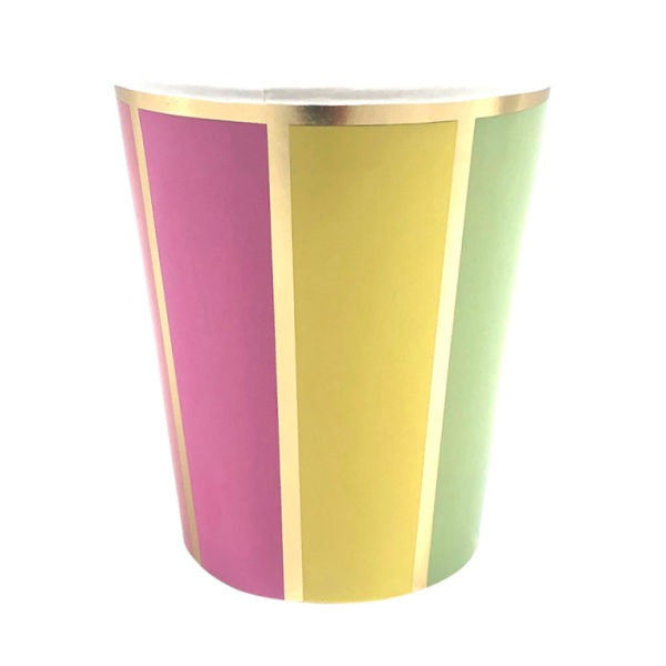 Colour Wheel Cups (10 pack)