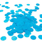 Electric Blue Confetti