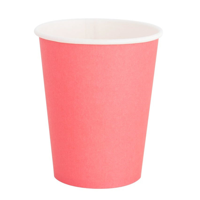 Coral Cups (8 pack)
