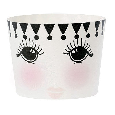 Eyes & Dots Cupcake Cases (24 pack)