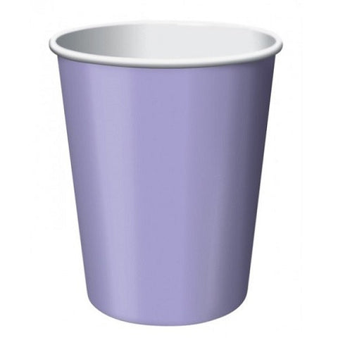 Lavender Party Cups (24 pack)