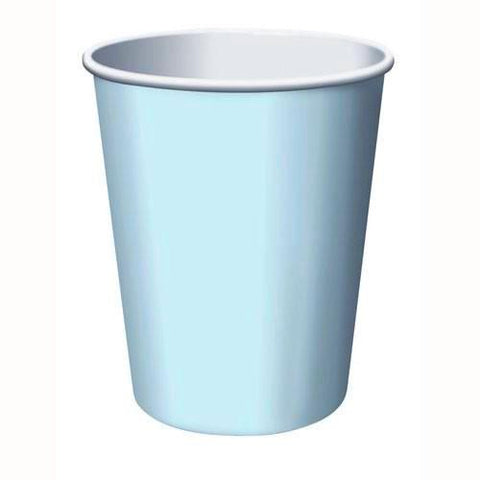 Pale Blue Party Cups (24 pack)