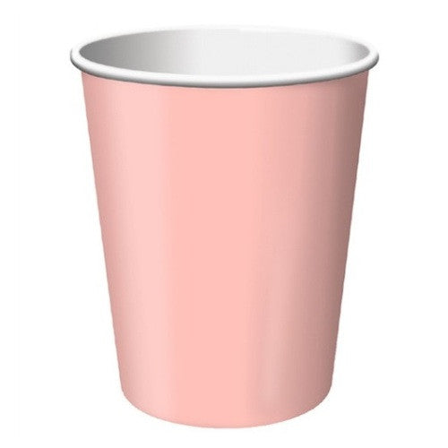 Pale Pink Party Cups (24 pack)