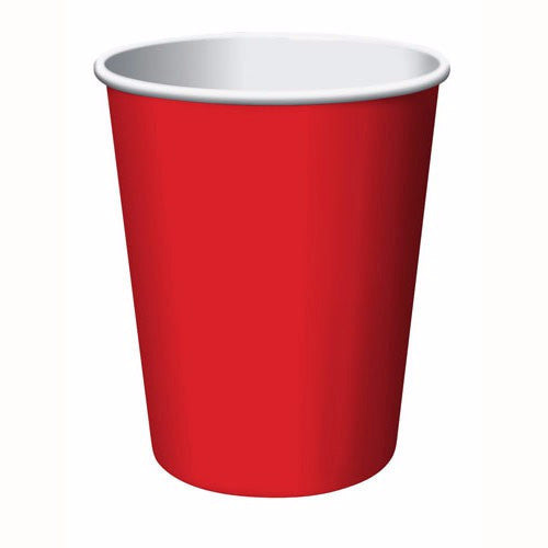 Red Party Cups (24 bulk pack)