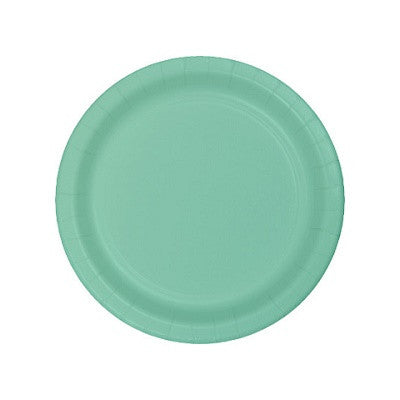 Fresh Mint Dessert Plates (24 pack)