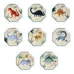 Dinosaur Kingdom Plates (8 pack)