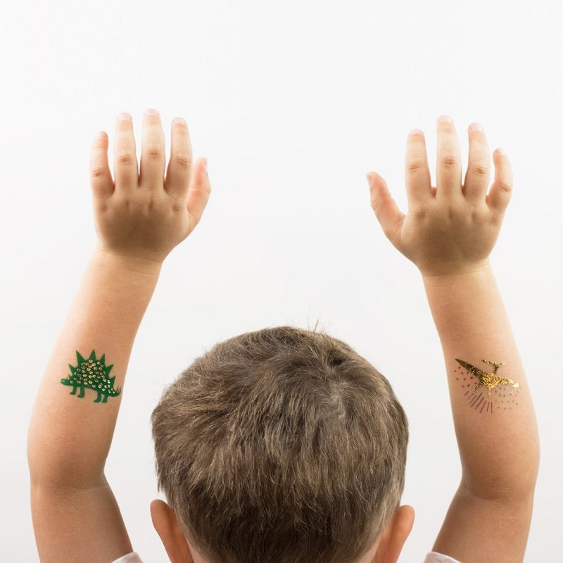 Dinosaur Tattoos (2 pack)