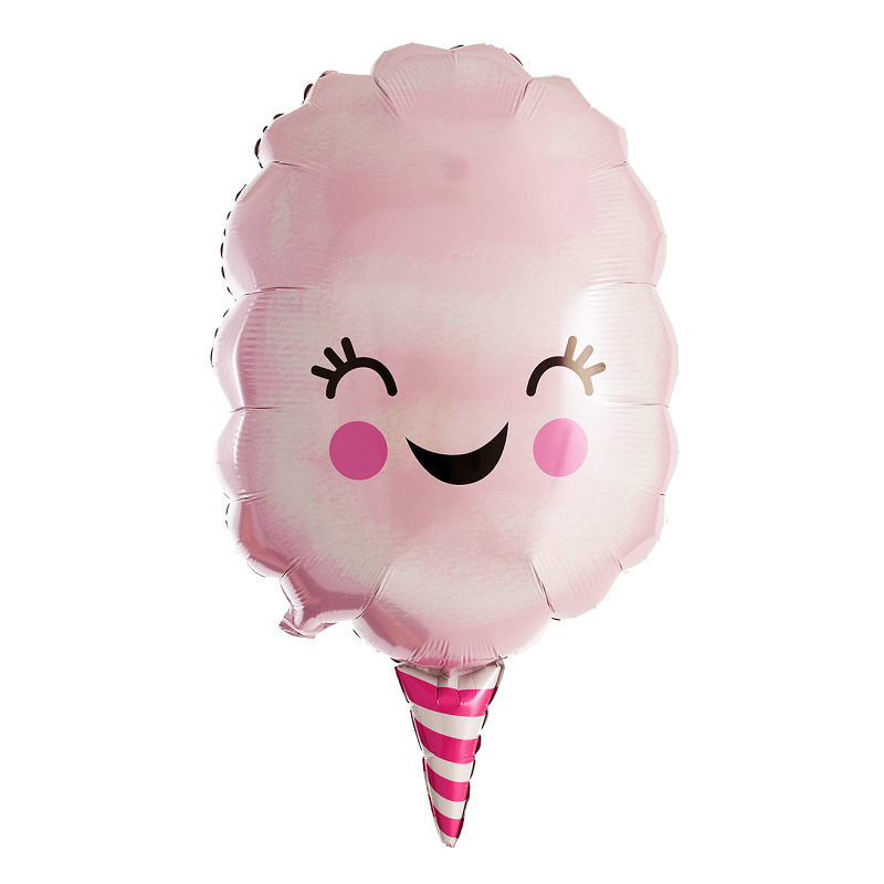 Giant Cotton Candy Balloon