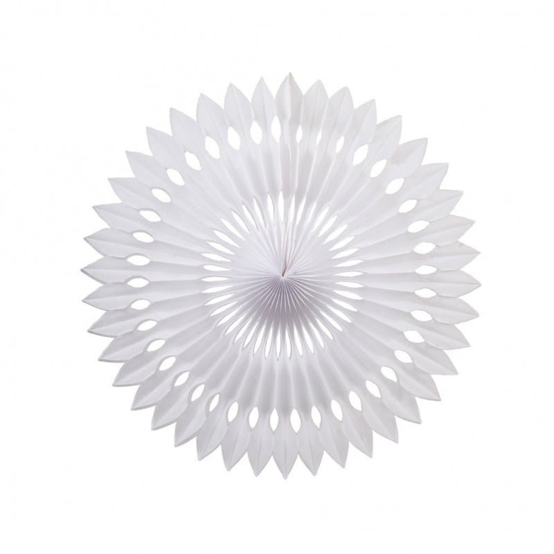 White Paper Hanging Fan (40cm)
