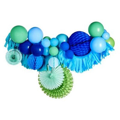 Handsome Fancy Balloon Garland