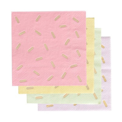 Gelato Cocktail Napkins (20 pack)