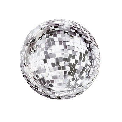 Disco Ball Dessert Plates (12 pack)