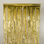 Gold Foil Curtain (1m)