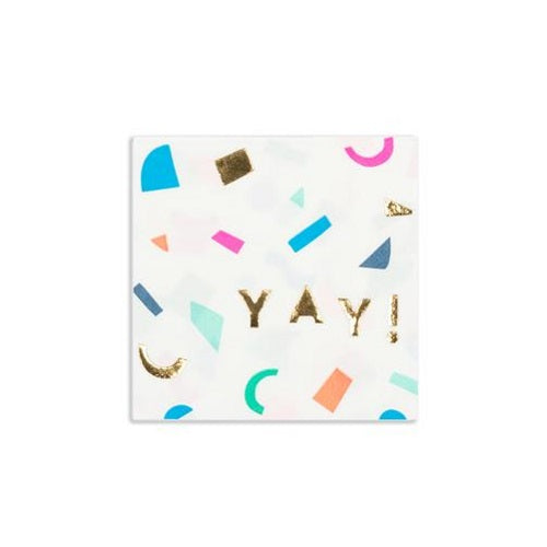 Happy Everything Cocktail Napkins (16 pack)