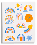 Happy Days Stickies Edible Decorating Stickers (24 pack)