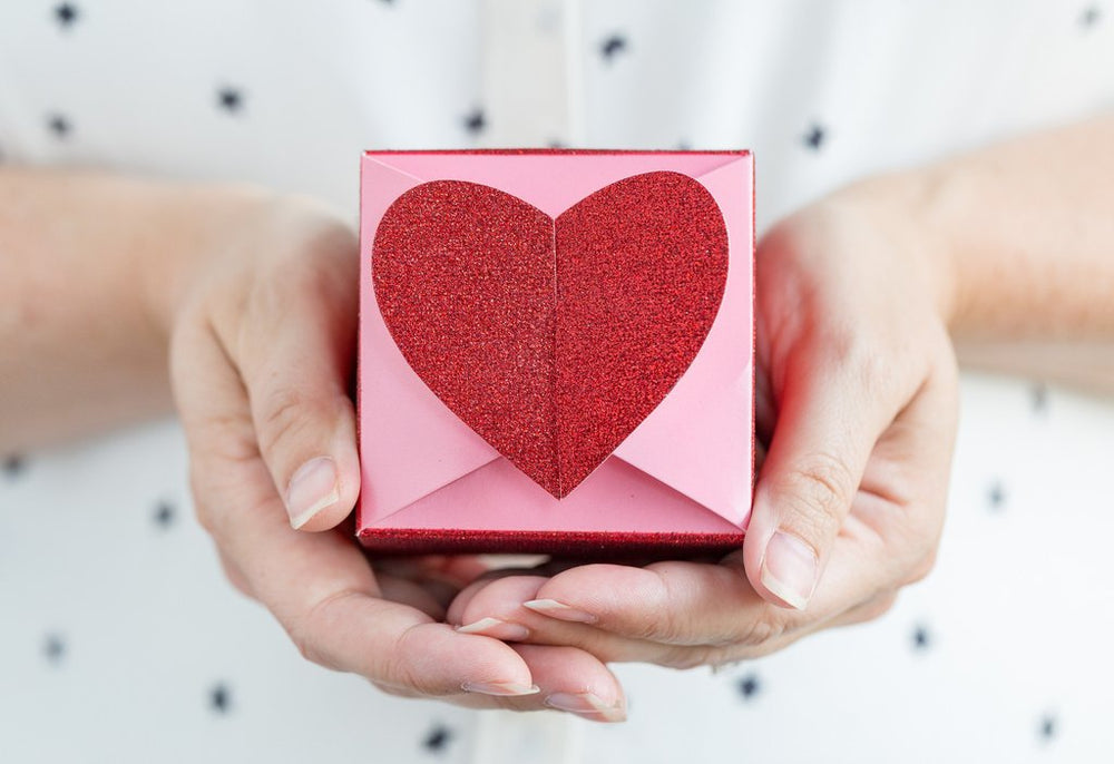 Heart Favour Boxes (10 pack)