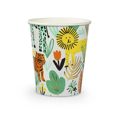Into The Wild Cups (8 pack)