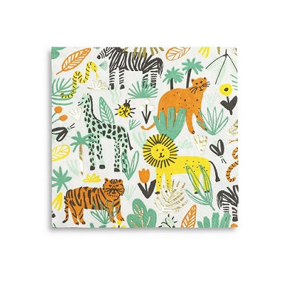 Into The Wild Napkins (16 pack)
