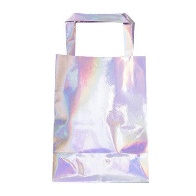 Iridescent Favour Bags (5 pack)