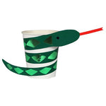 Go Wild Snake Cups (8 pack)
