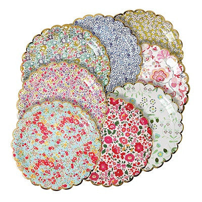 Liberty Assorted Plates (8 pack)