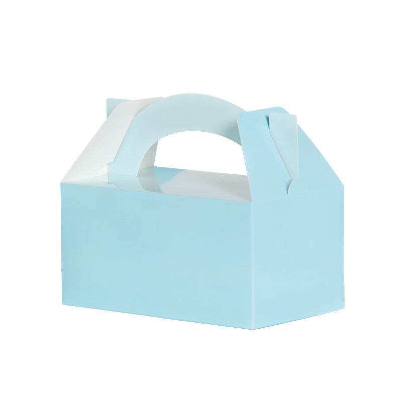 Pastel Blue Lunch Boxes (5 pack)